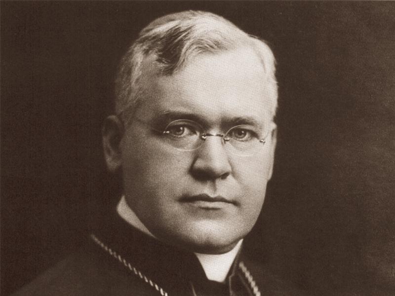 Bishop Thomas Cusack